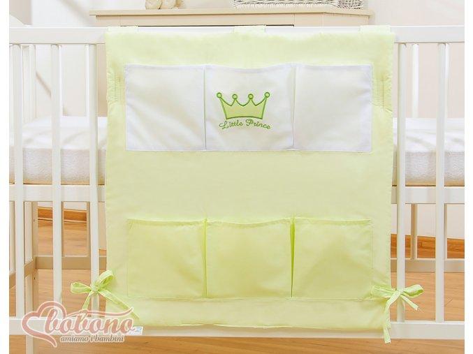Kapsář - Little prince zelený
