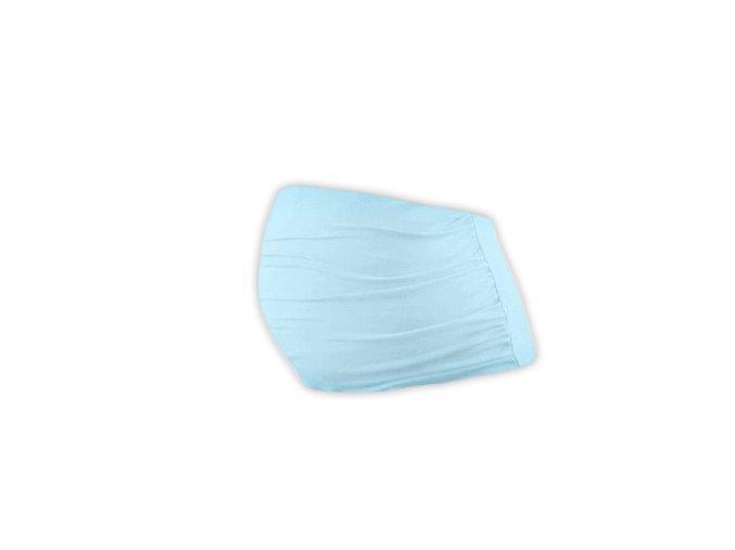 Těhotenský pás Lili - sv. modrá, vel. M/L a L/XL