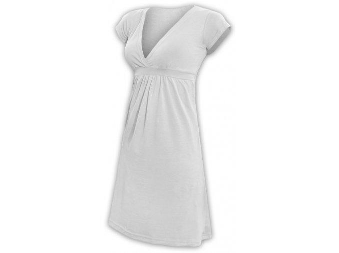 Šaty Šarlota smetanová