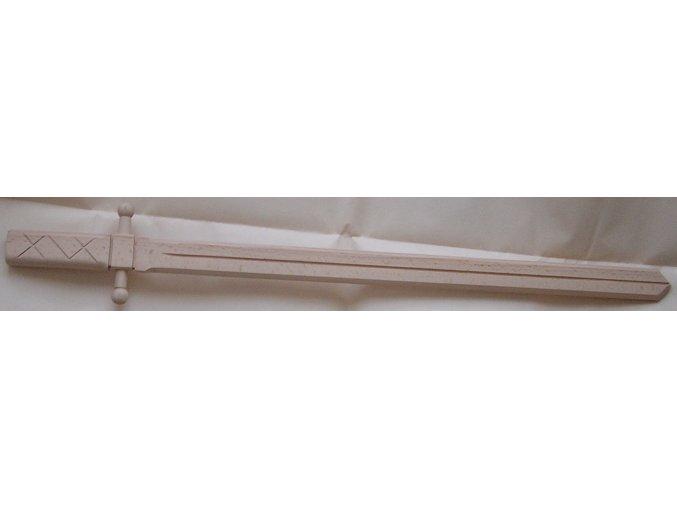 Dřevěný meč 70 cm