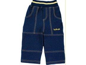 Kalhoty Jeans pro kluky, vel. 74 a 92
