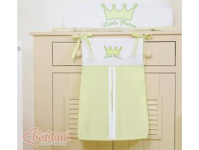 Kapsář na plenky - Little prince zelený