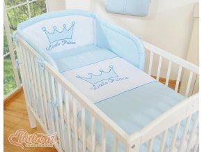 Povlečení - Little prince modrý