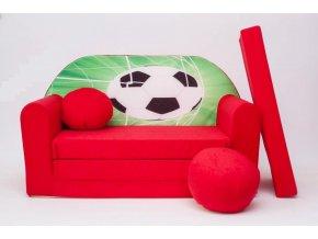 Rozkládací pohovka - Fotbal
