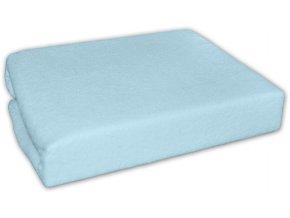 Prostěradlo - modré