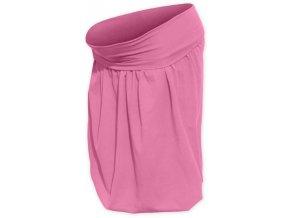 Balónová sukně růžová