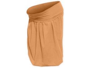 Balónová sukně sv. oranžová