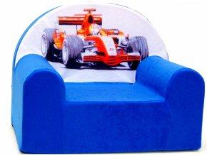 Křesílko - Formule modrá