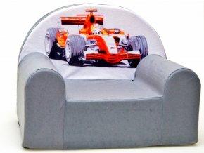 Křesílko - Formule šedá