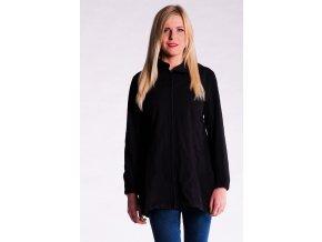 Softshellová bunda 2v1 - černá