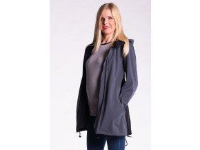 Softshellová bunda 2v1 - šedá/grafit