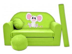 myška zelená