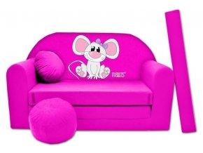 myška růžová