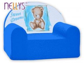 medvídek modrý