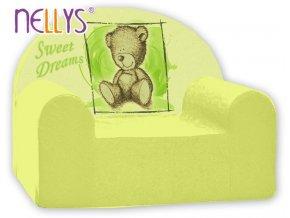 medvídek zelený