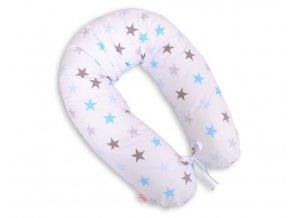 hvězdy šedomodré