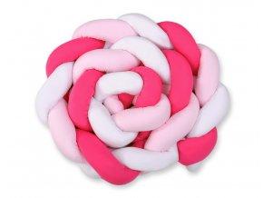 bílo růžovo tm. růžový