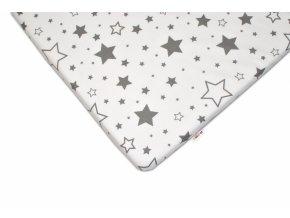 hvězdy a hvězdičky šedé pr