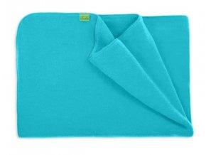 fleece deka tepla dvojita 70x100cm