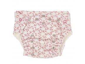 Látkové kalhotky + plenky - Rozeta