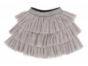 panter sukně tutu šedá