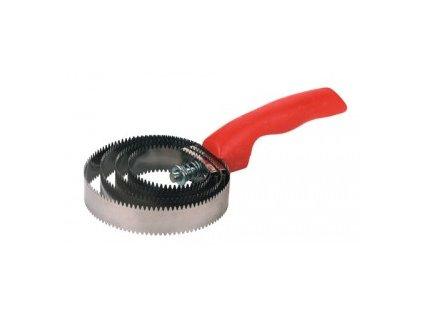 kovové žbilko okrúhle