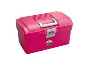 stredný box na čistenie ružový jazdecké potreby nz