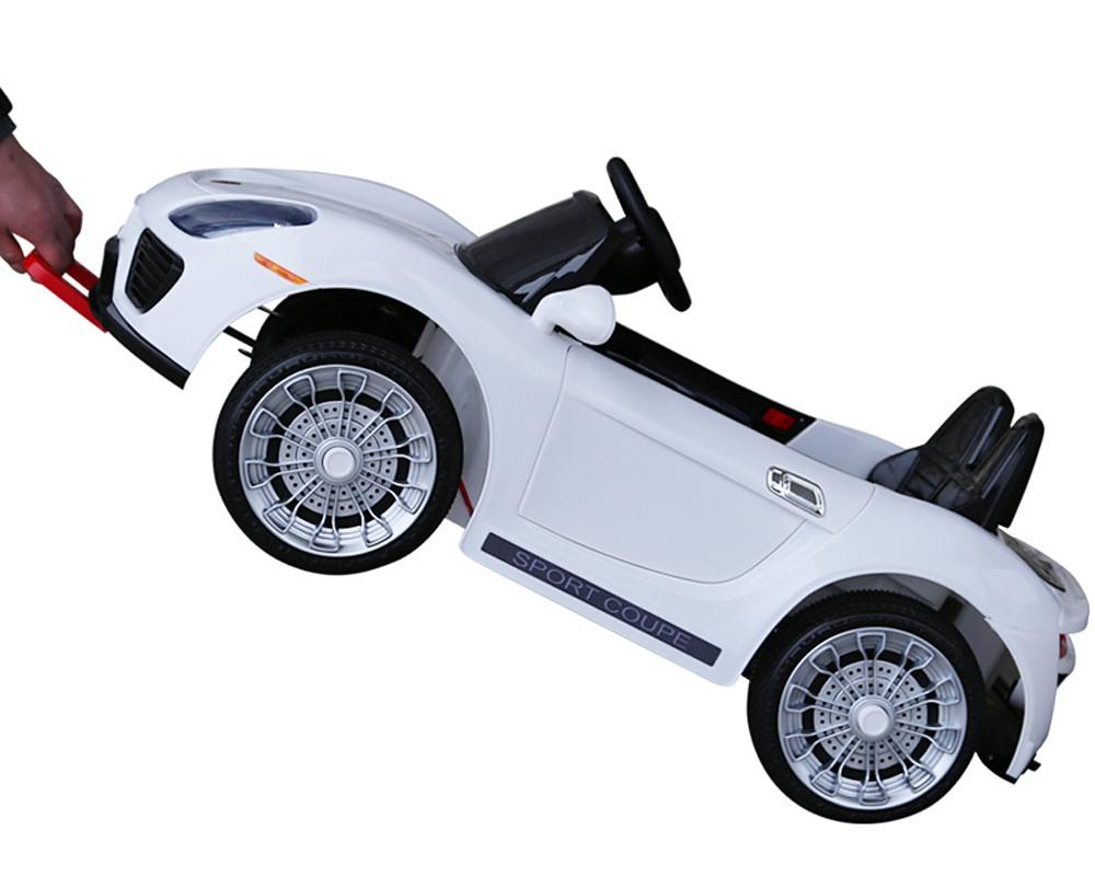 Ako vybrať elektrické autíčko?
