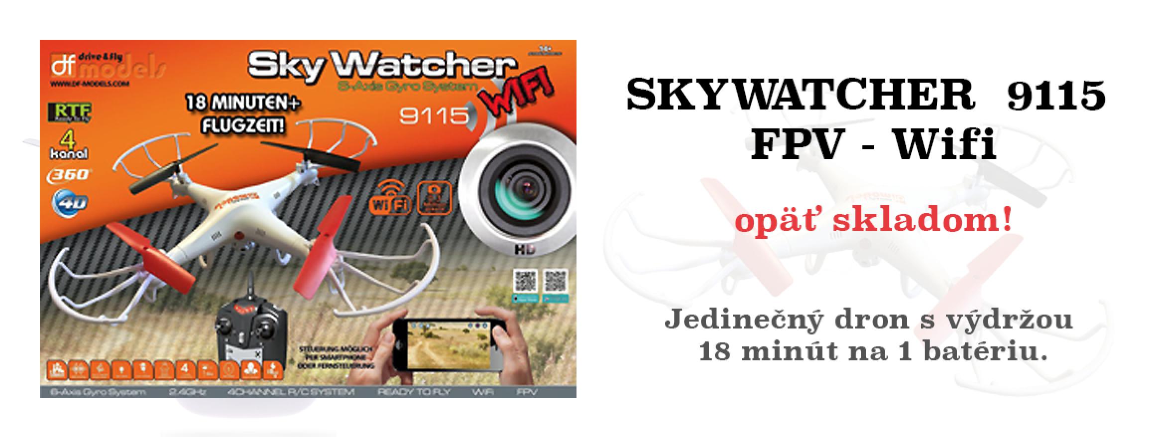 SkyWatcher 9115 - skladom