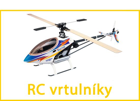 RC vrtulníky