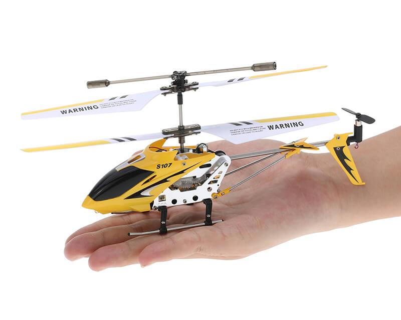 RC mini vrtulníky