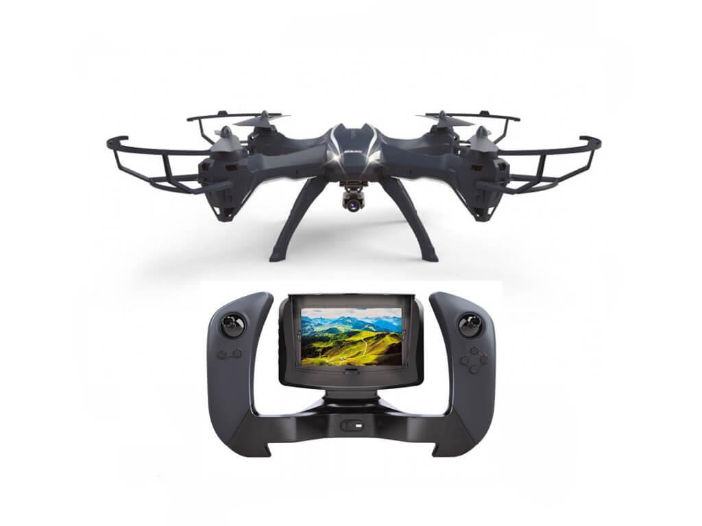 RC drony s prenosom na mobil
