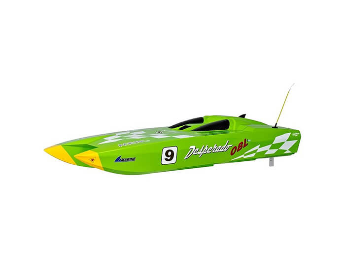 RC lode rýchlostné