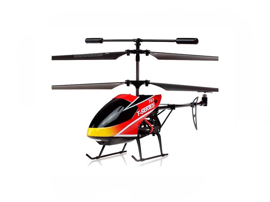 RC vrtulník 3-kanál