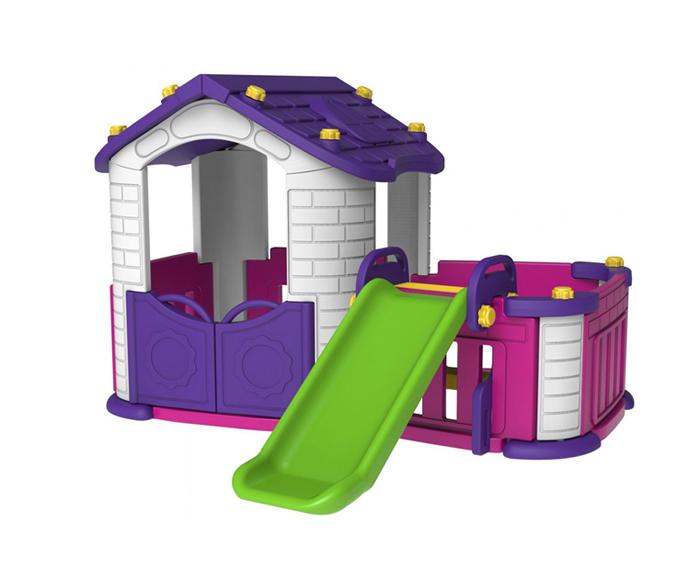 Detské hracie domčeky