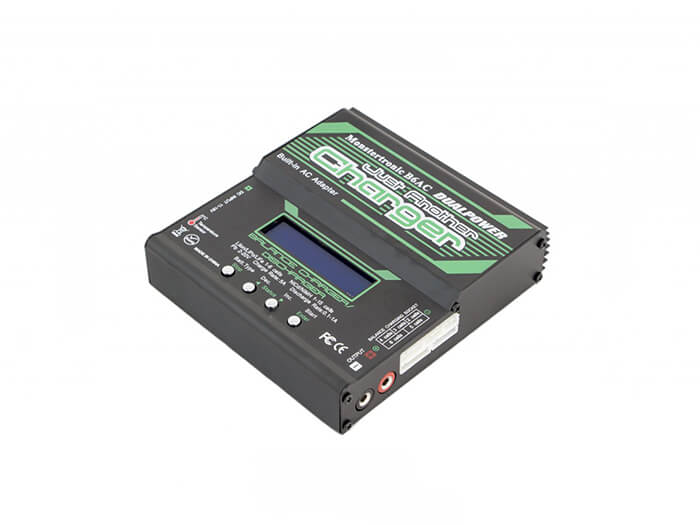 RC nabíjačka batérií