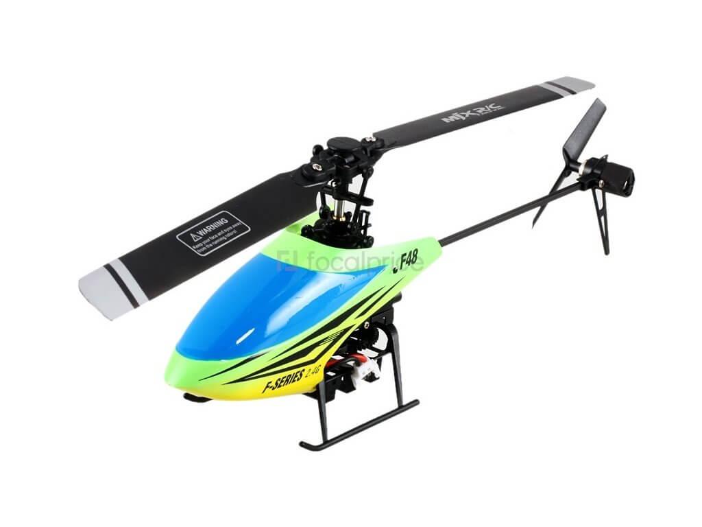 RC vrtulník 4-kanál