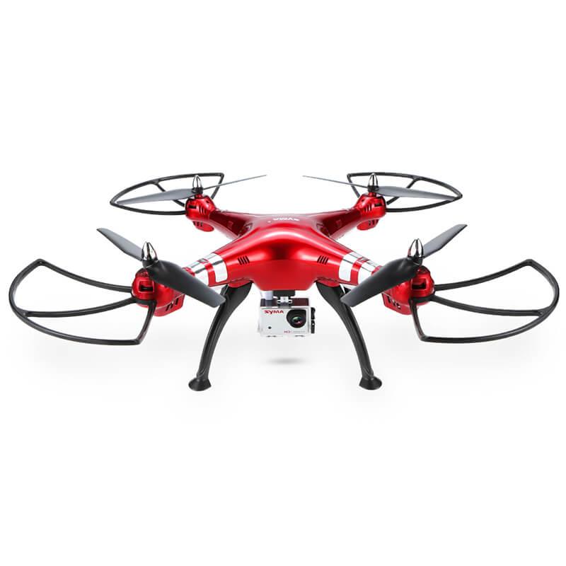 RC drony s kamerou