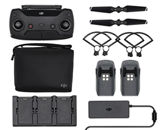Príslušenstvo pre drony DJI