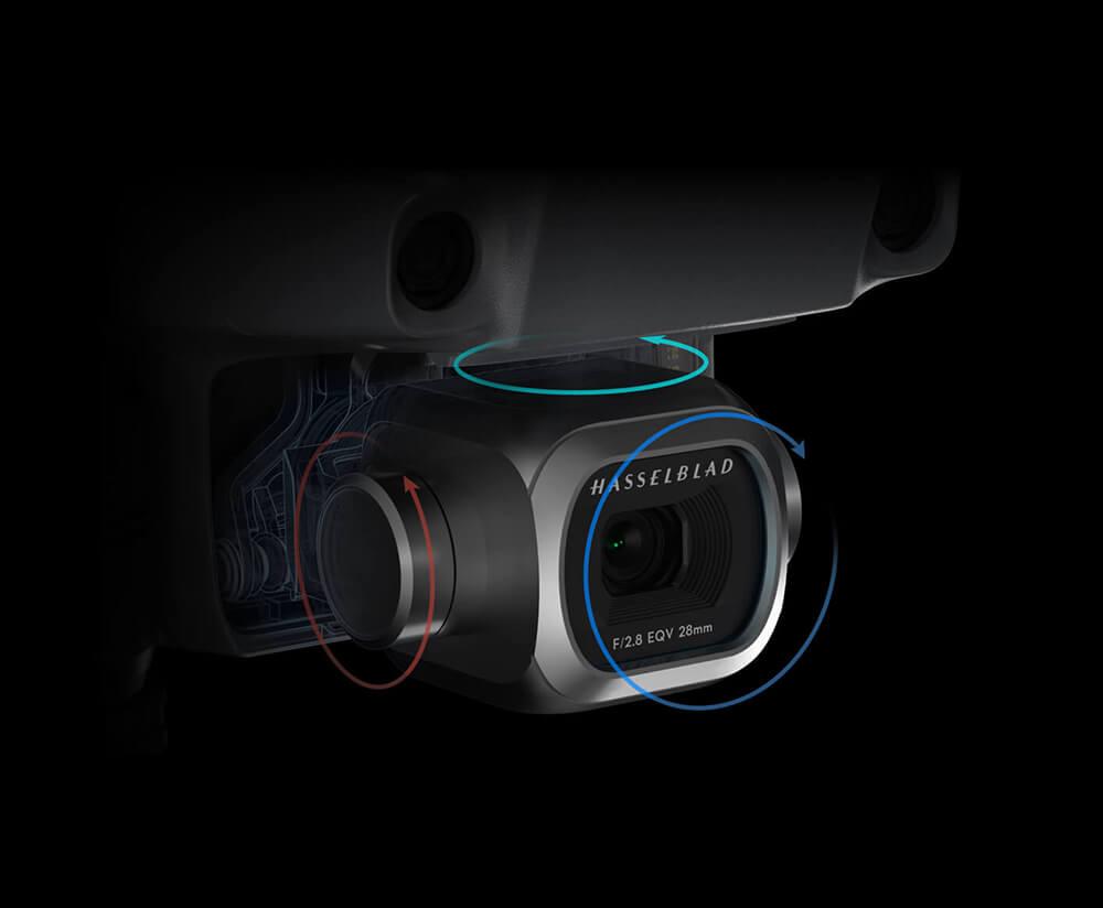 Úchvatná kamera DJI MAVIC 2 PRO HASSELBLAD