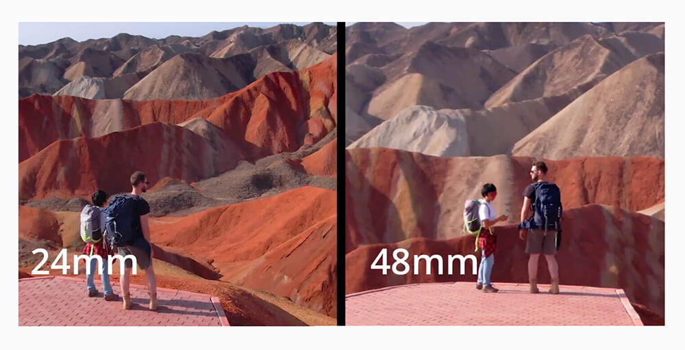 DJI Mavic 2 Zoom 1/2,3 palcový senzor