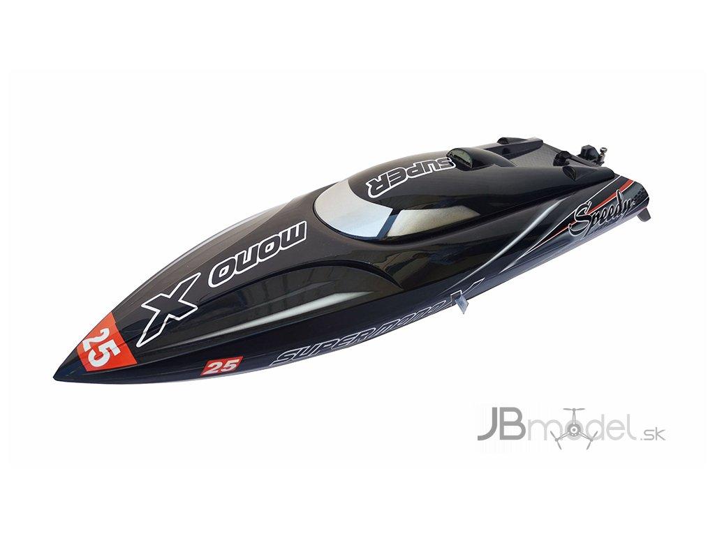 RC loď Super Mono X V3 Brushless 2CH ARTR 1:1
