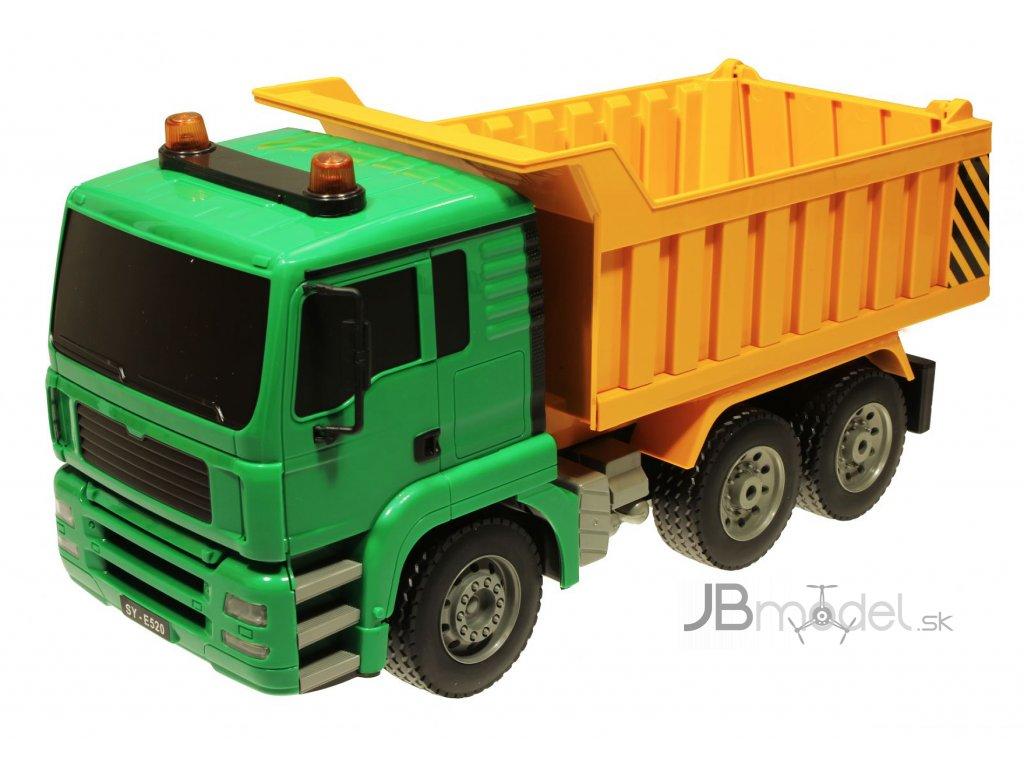 RC nákladné auto MAN TGS 41.440 RTR 1:20