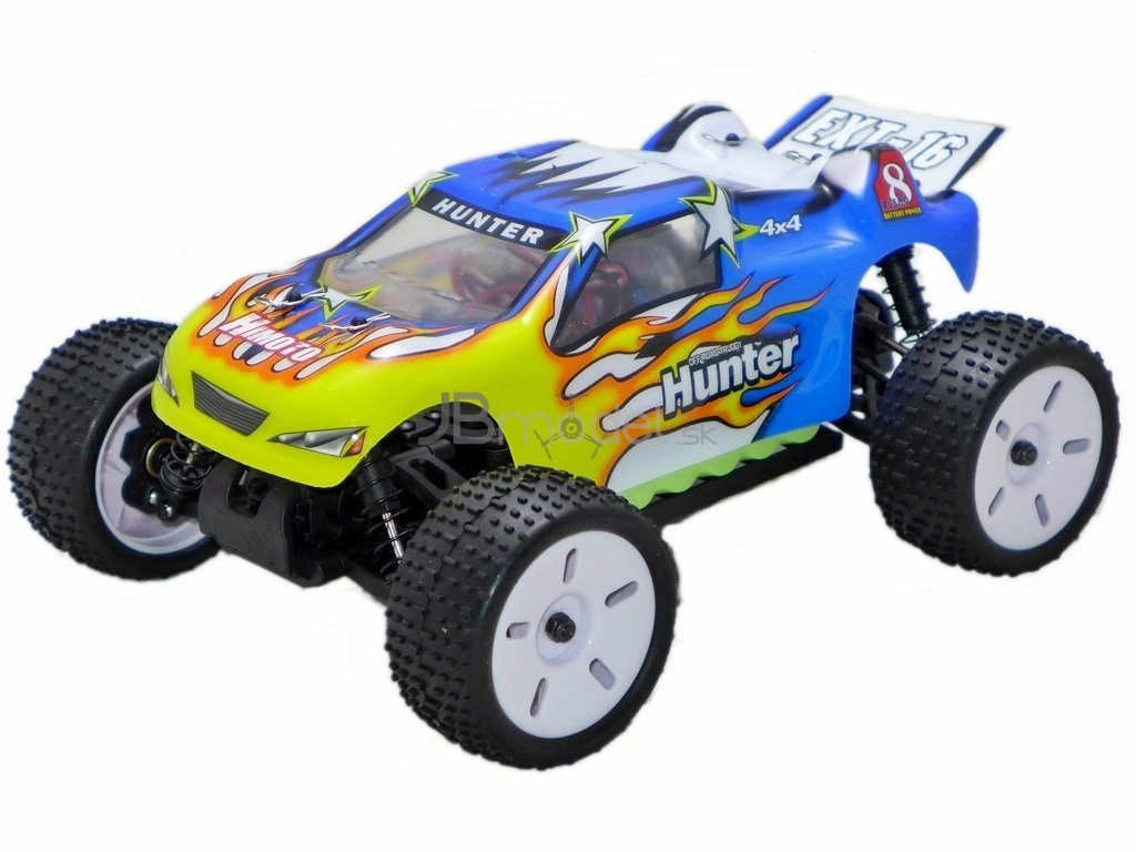 RC auto HSP EXT-16 Hunter Truggy