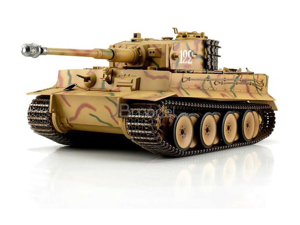 RC tank GERMAN TIGER I 1:16 RTR 2.4 GHz