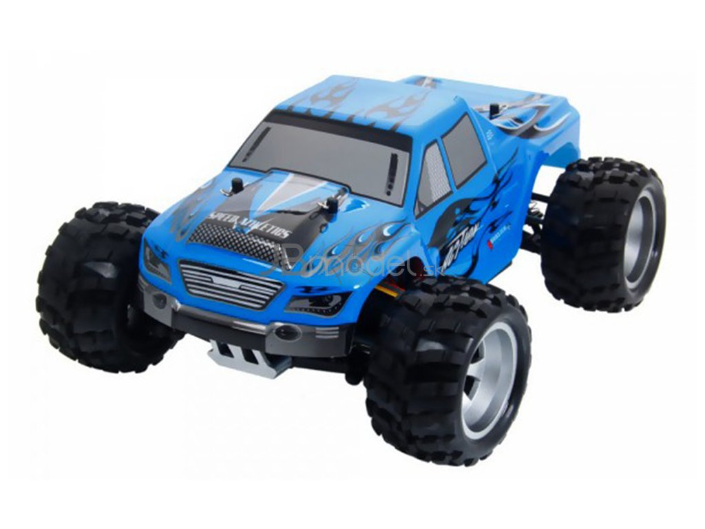 RC auto VORTEX MONSTER TRUCK 979 4x4 RTR 1:18 modré
