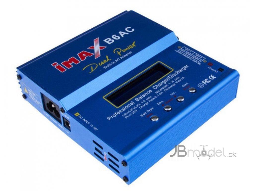 Rýchlonabíjačka Imax B6AC 80W