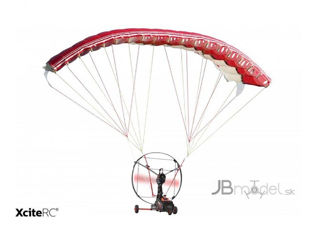RC Paracopter - padák na rc ovládanie