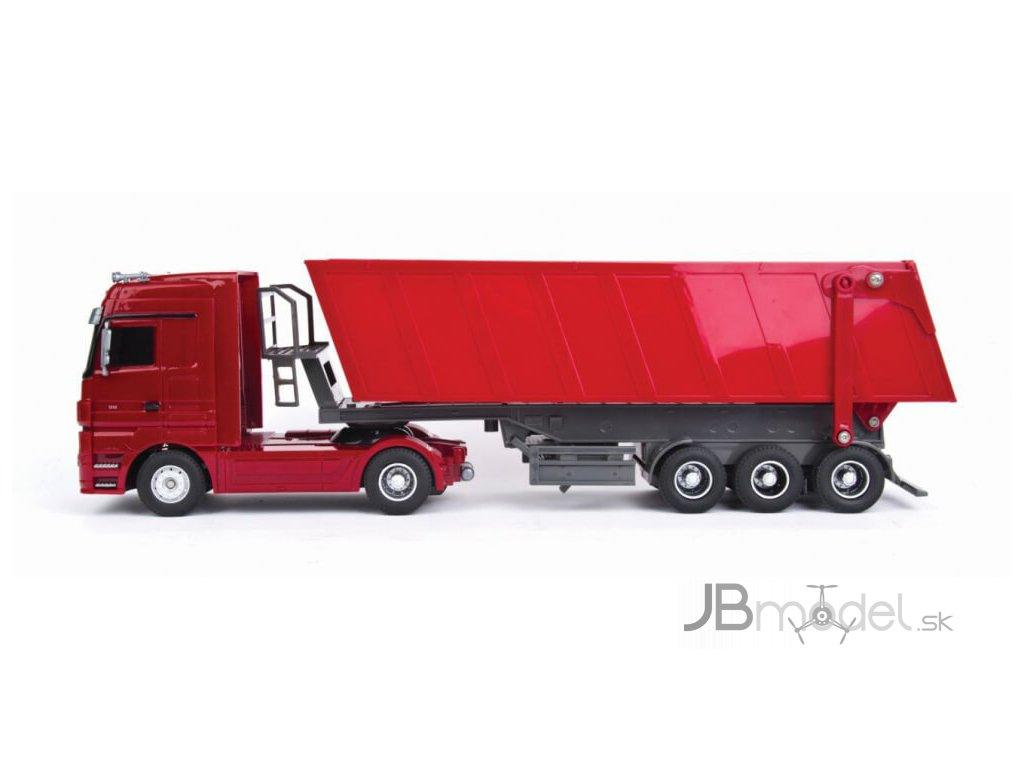 Kamión Mercedes-Benz Actros - sklápač 1:32