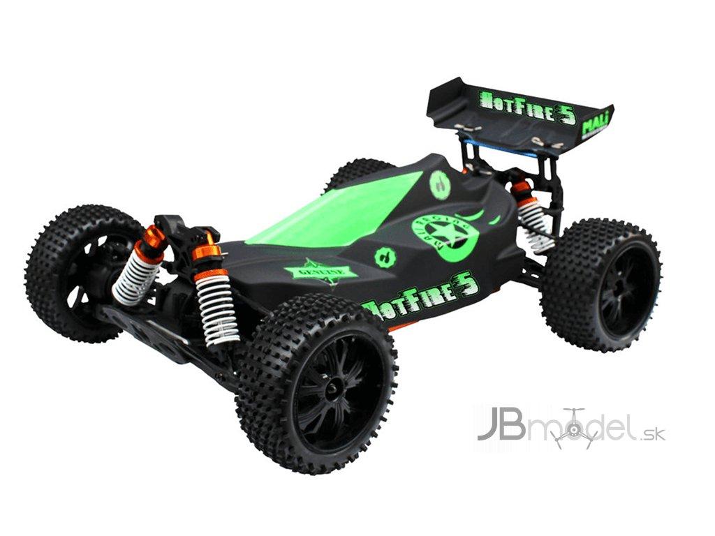 HotFire 5 Buggy 1:10 XL so striedavým motorom